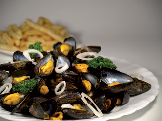moules marinieres brasserie aix
